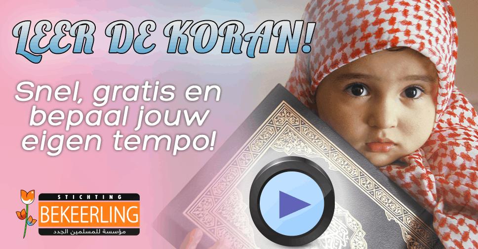Leer de Koran