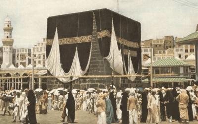 25 Adembenemende foto's van de 1953 Hajj.