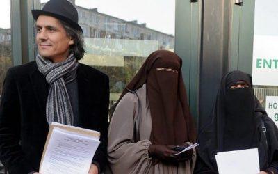 Column: NS, laat de vrouwen in Niqab met rust. Doe iets aan de échte overlastplegers!