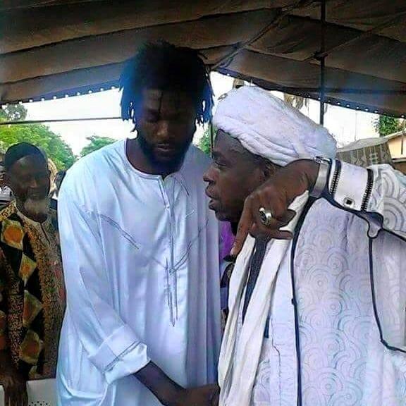 Shahadah Emmanuel Adebayor