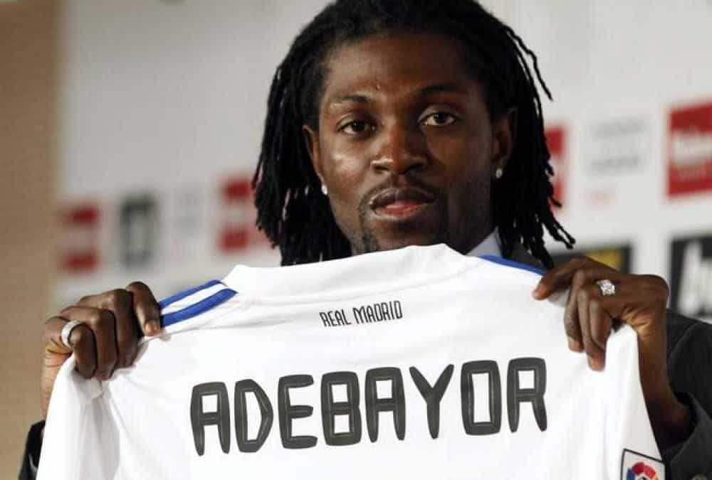 International Emmanuel Adebayor bekeert zich tot de Islam