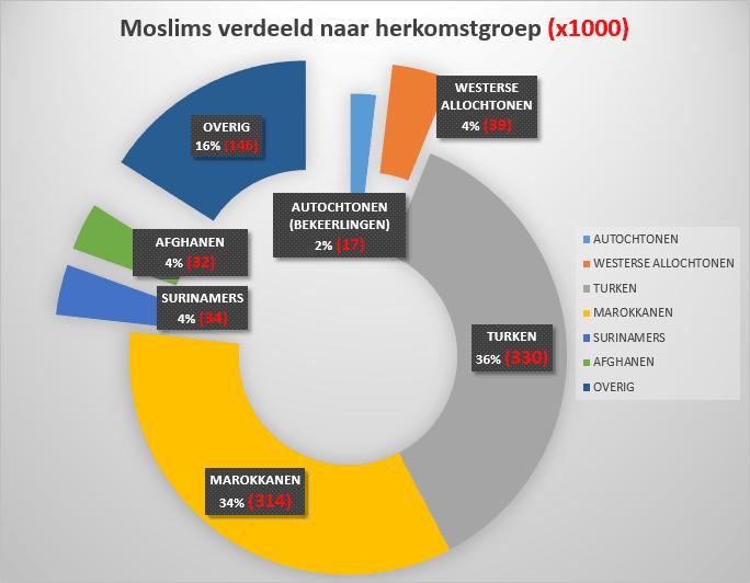 Moslims herkomstgroep