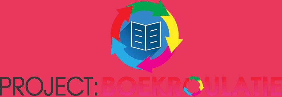 VK Boekenproject sticker