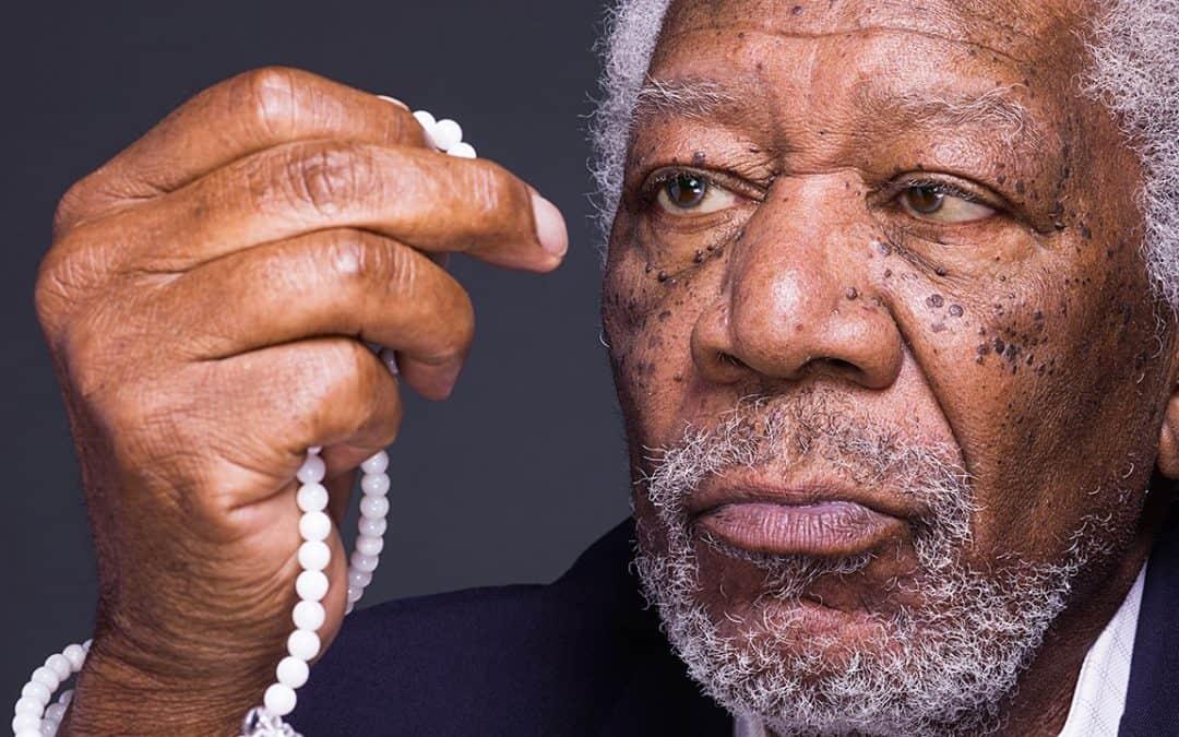 """Morgan Freeman: """"Islam streeft naar vrede"""""""