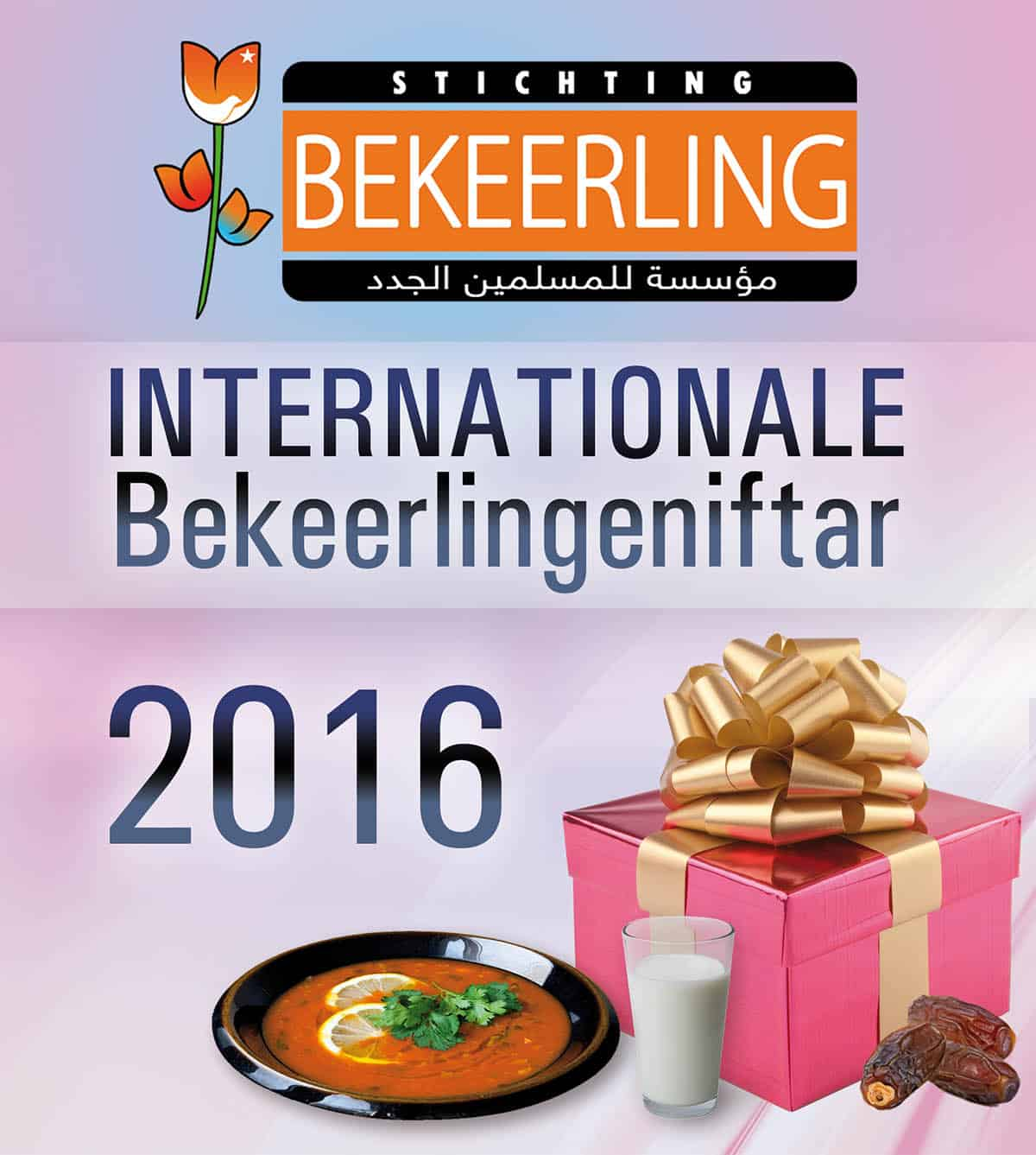 Flyer Bekeerlingeniftar