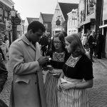 Mohammed Ali in Volendam; vergane glorie…