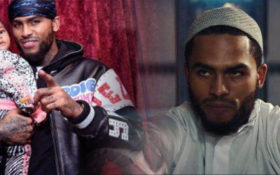"""Amerikaanse rapper Dave East na zijn bekering in de gevangenis: """"De Islam bracht mijn leven vrede"""""""