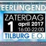 Bekeerlingendag Tilburg en omgeving – 1 April 2017