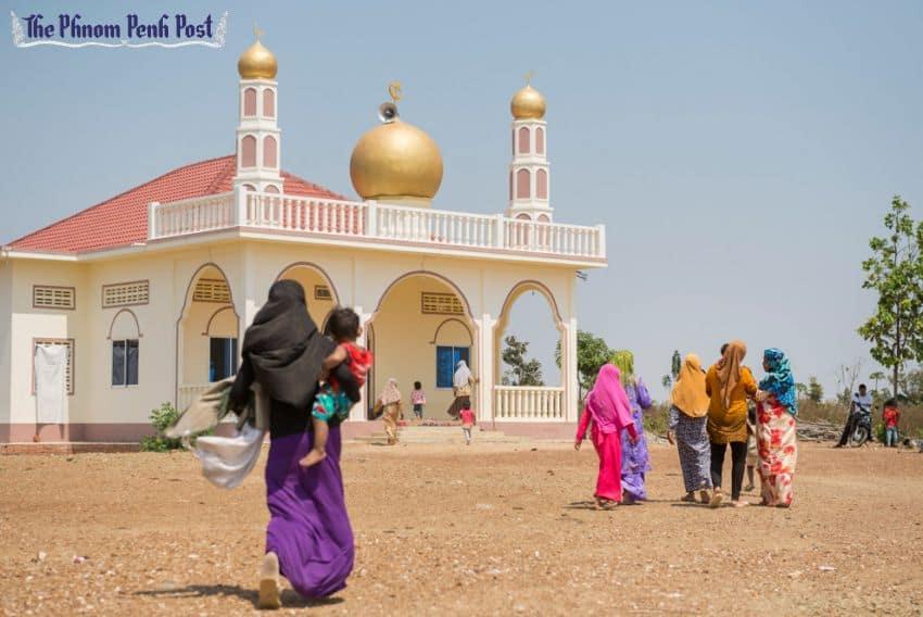 Het dorp dat Boeddhisme de rug toekeerde