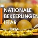 Nationale Bekeerlingen Iftar 2019