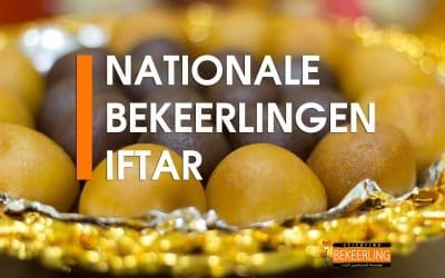 Nationale Bekeerlingen Iftar 2019