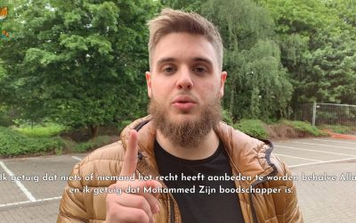 De bekeerling… een portret (Shahada video)