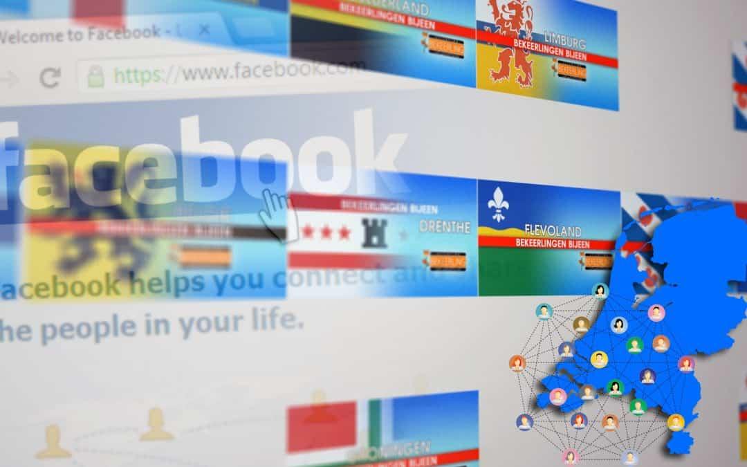 NIEUW! Stichting Bekeerling lanceert regionale Facebookgroepen