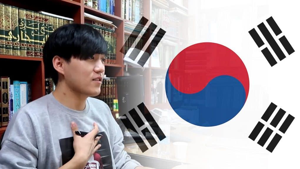 Bekende Zuid-Koreaanse vlogger Jam Kim bekeert zich tot de Islam