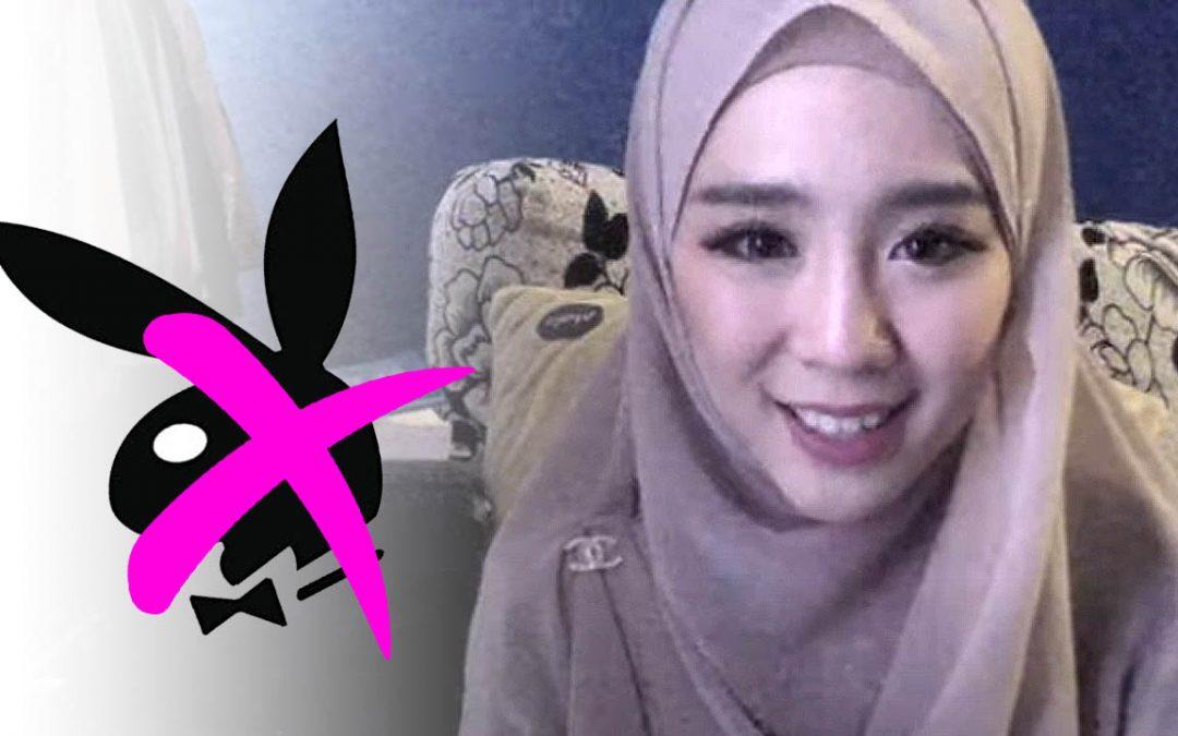 Fotomodel bekeert zich tot de Islam