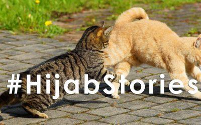 """#HijabStories – Toen ik me bekeerde zei ik: """"Een hoofddoek? Ga ik echt niet dragen hoor!"""" Maar toen…"""
