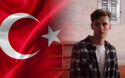 Wereldberoemde Britse vlogger Jay Palfrey bekeert zich tot de Islam